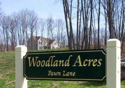 Woodland Acres is a residential development created by Earth Conservancy.