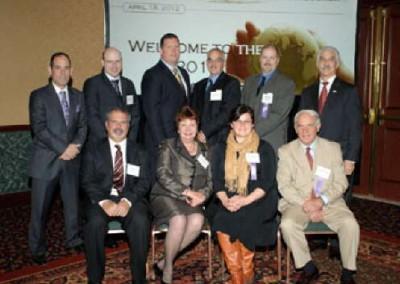 2012 Northeast PA Environmental Award winners.