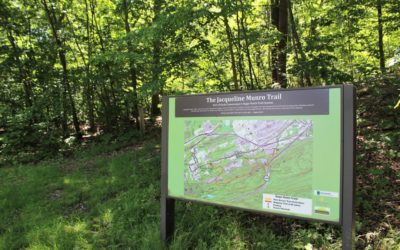 Sugar Notch Park Access Trail Renamed in Memory of Jacqueline Munro