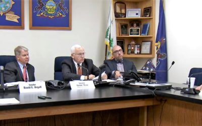 EC Testifies at Hearing on the Benefits of Coal Waste Facilities