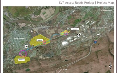 EC Awarded $2M Grant for SVP Access Roads Project