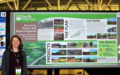 EC Presents Poster at 2017 National Brownfields Conference