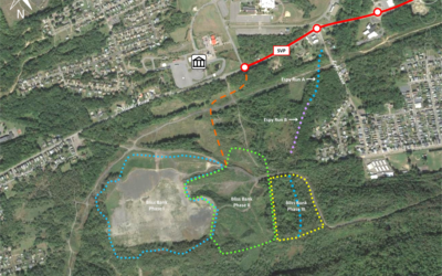 USEPA Awards $200,000 Brownfield Cleanup Award for Espy Run, Segment C Project