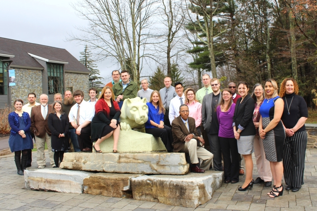 First Cohort Completes Ewt Program At Penn State Wilkes Barre