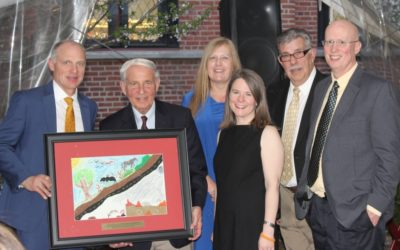 North Branch Land Trust Honors EC with 2018 Community Stewardship Award