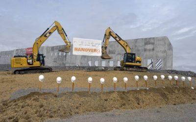 Groundbreaking Ceremony Held at EC's Hanover 9 Site