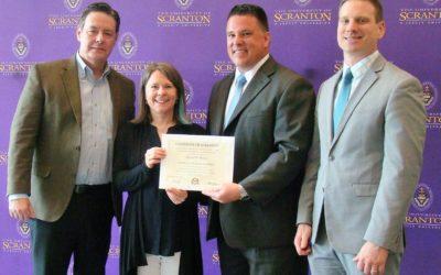 EC Participates in Nonprofit Leadership Certificate Program at University of Scranton