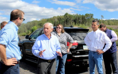 Meuser Visits EC to Discuss AML Impacts in the 9th District