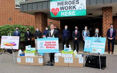 Yudichak Gives Update on SOS Nursing Home Program