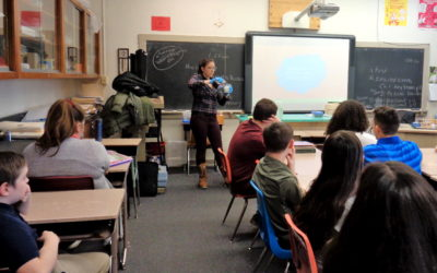 EC and EPCAMR Visit Wyoming Valley West